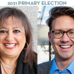 2021 Primary Election: Theresa Kail-Smith and Jacob Williamson