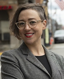 Pittsburgh City Council challenger Bethani Cameron, District 4