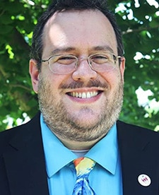 Allegheny County Council District 9 2021 candidate Steven Singer
