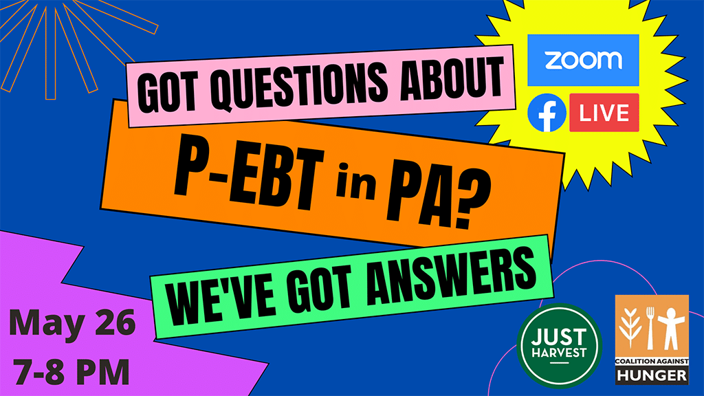 Got questions about P-EBT in PA? We've got answers