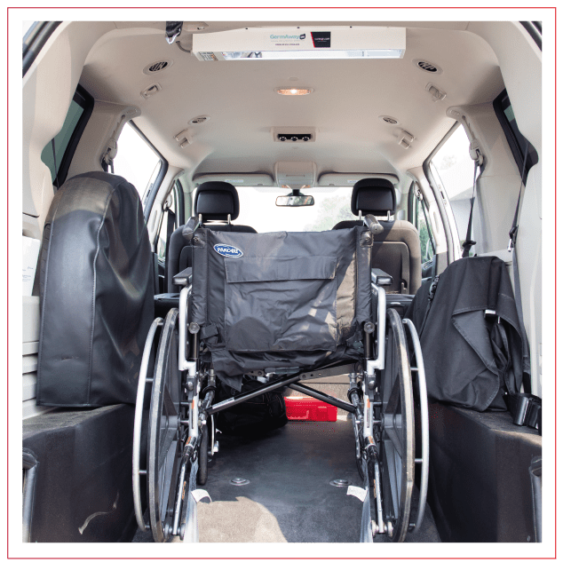 safe medical wheelchair transport