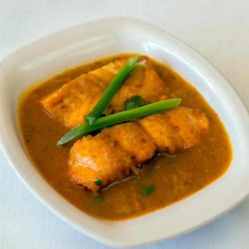 Atlantic Salmon Fillet Curry