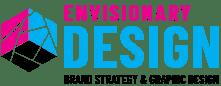 Envisionary Design | Brand Strategy & Graphic Design Logo