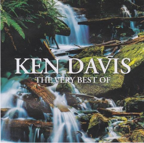 Ken Davis The Very Best Of Front Cover Double CD