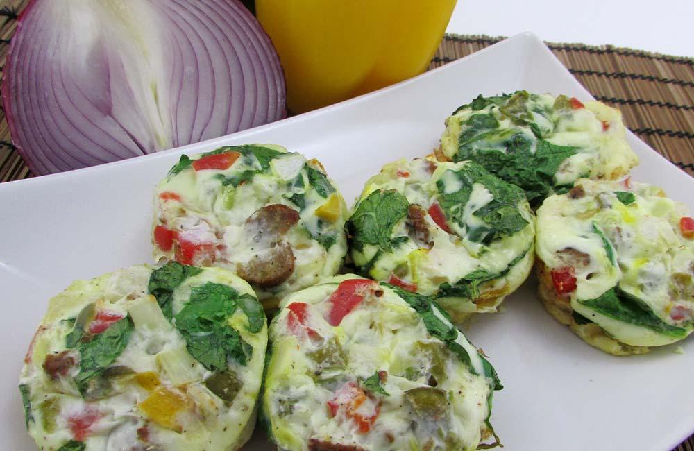 Paleo Breakfast Egg Muffins Recipe