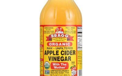 Apple Cider Vinegar: the 4-1-1