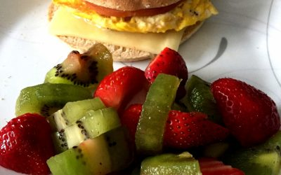 KP's Breakfast Sammy