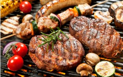 Grillin & Chillin for a Finger-Lickin' BBQ