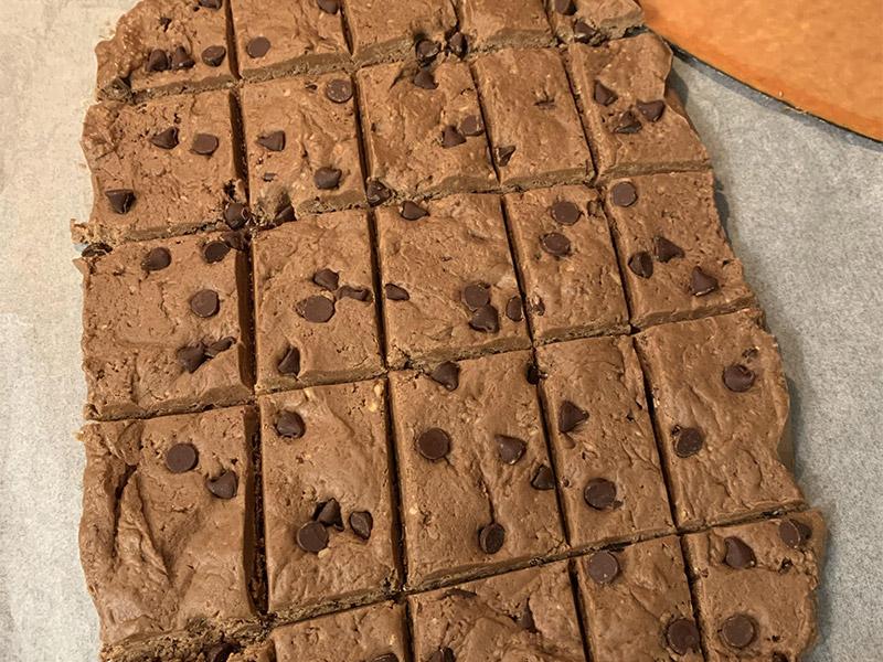 Edible No-Bake Cookie Dough