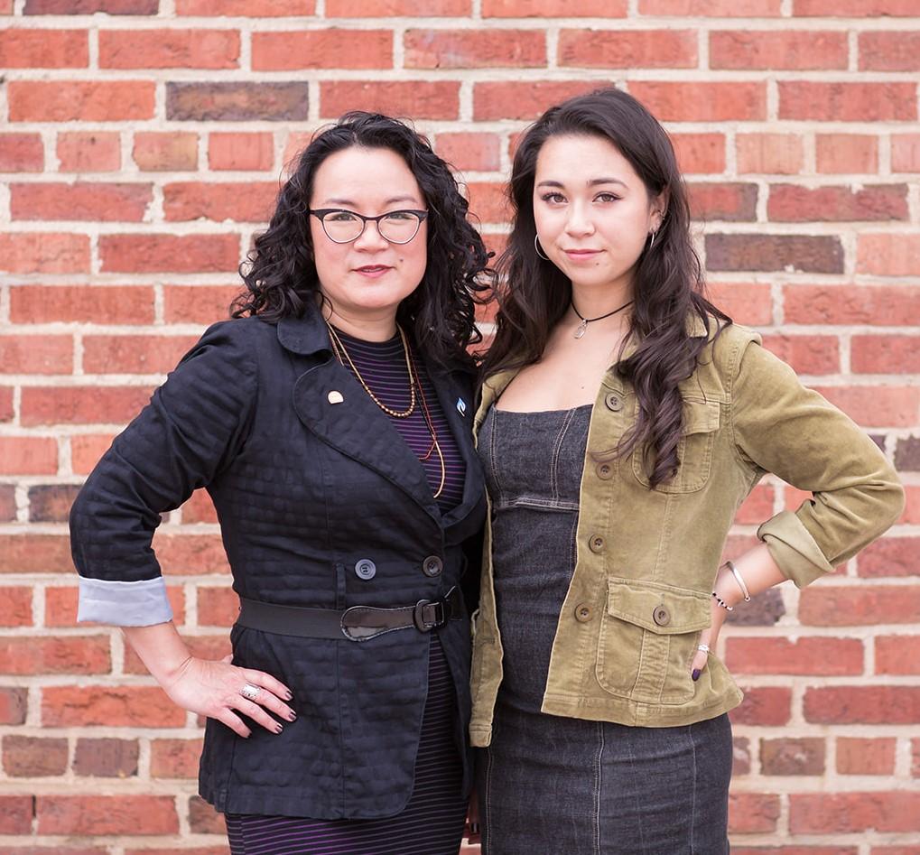 Winnie & Emaghea Lau