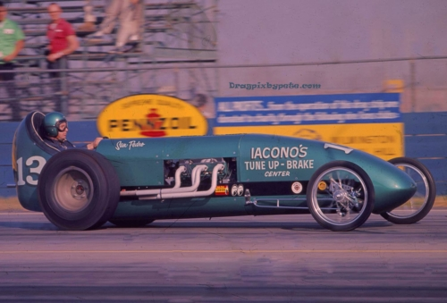 Competition Iacono's 8x12