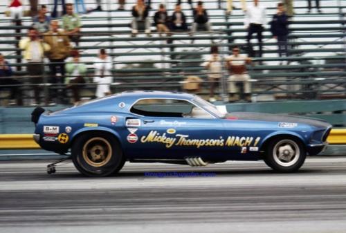 Funny Cars2 Mickey Thompson2 8x12