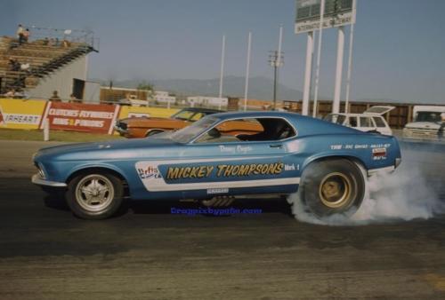 Funny Cars2 Mickey Thompson 8x12