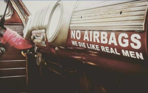 Real Men Car