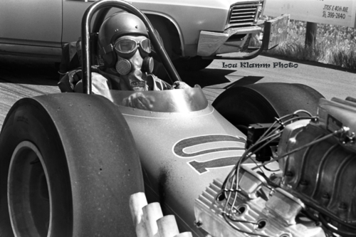 P 100 Dragster Driver