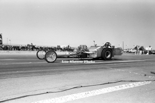 P 7 Single dragster