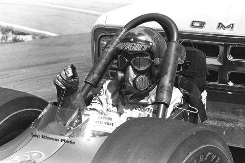 P 99 Dragster Driver Dwight Stansberry