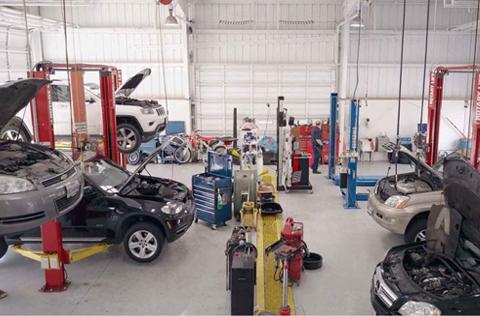 Auto Repair Shops Houston