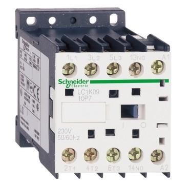 Schneider contactors and reversing contactors