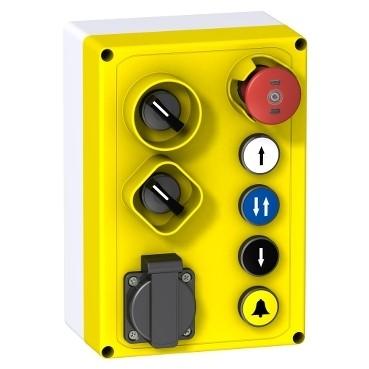 Schneider Control box