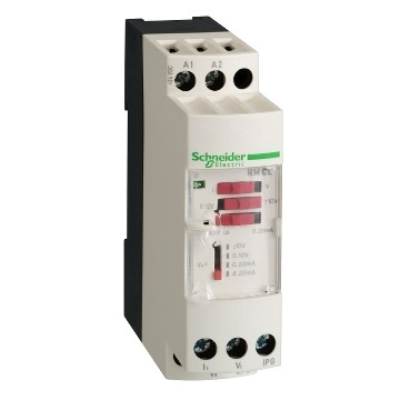 schneider interface relays