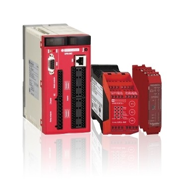 Schneider Safety Programmable Logic Controllers