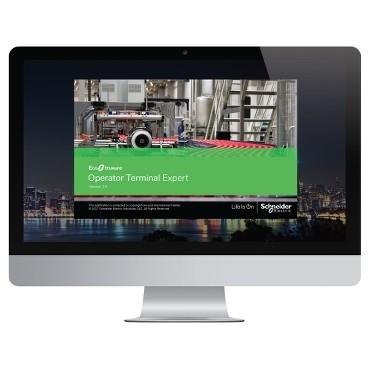 schneider HMI software