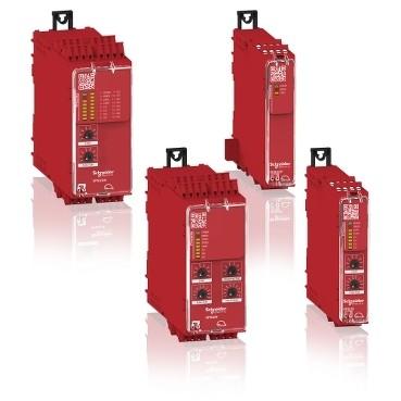 schneider safety relays