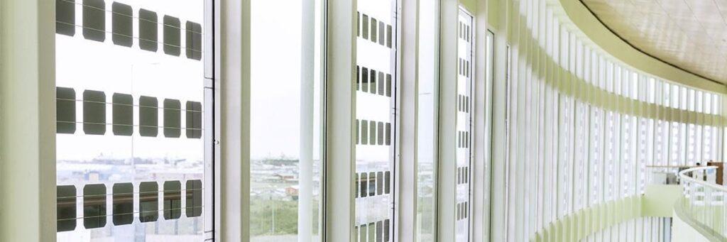 muro cortina onyx solar