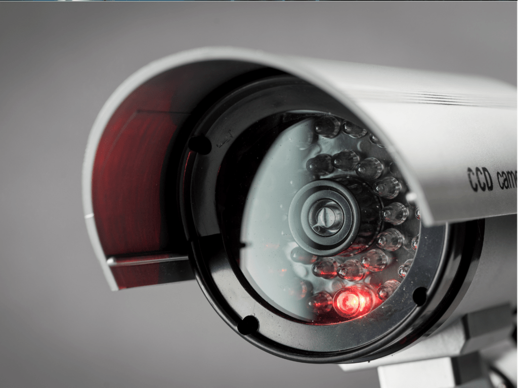 high systems security cameras