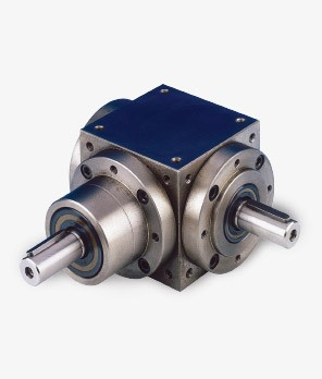 Right angle gearboxes