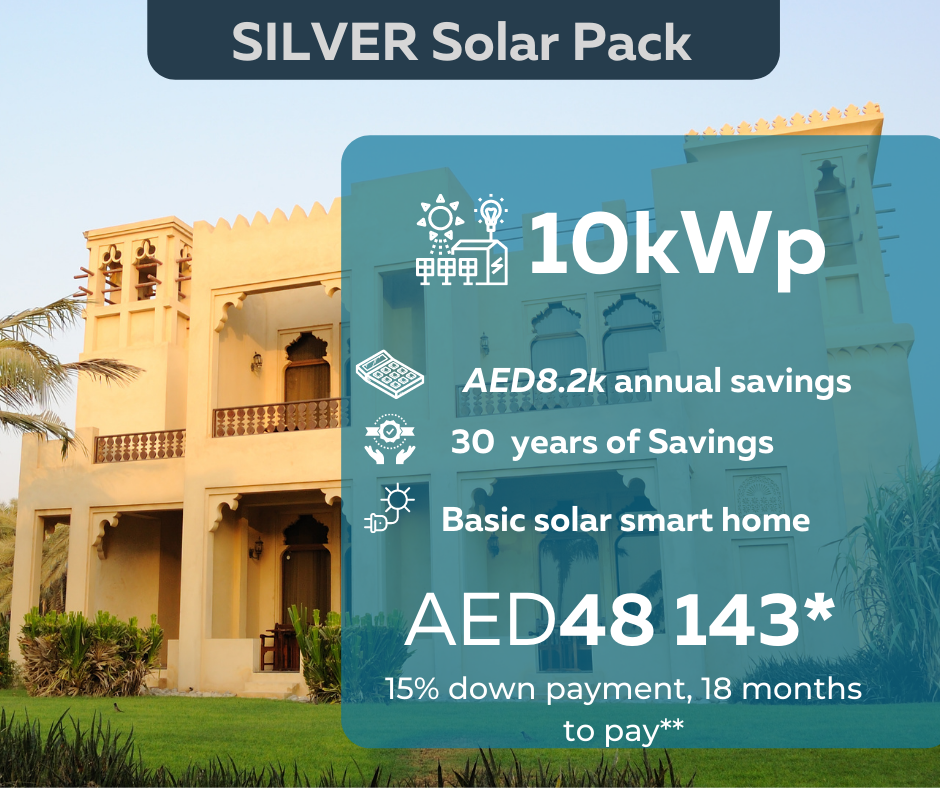 10kwp residential solar with terms