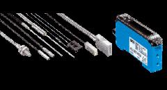 SICK fiber optic sensors and fiber