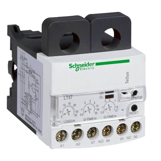 Schneider electric contractors and relays