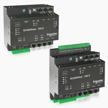 Schneider electric telemetry and remote scada systems