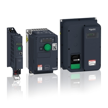 Schneider electric variable speed drives and soft starters