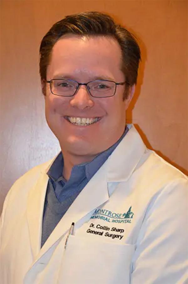 Dr. Collin Sharp, M.D.