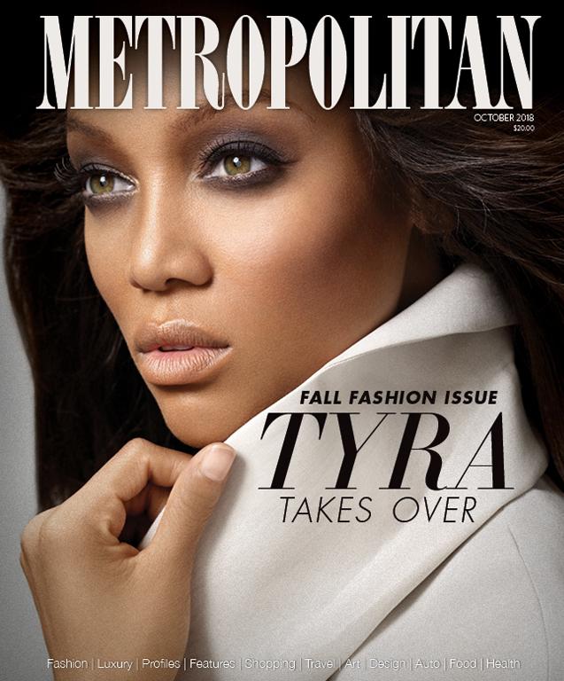 Metro Tyra Cover