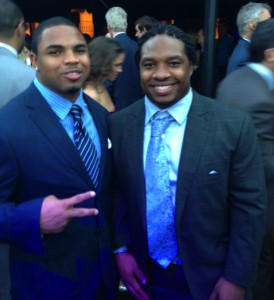 Doug Martin and Maurice Jones-Drew