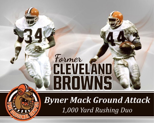 "The Bond of Winners ""Mid 80s Browns"""