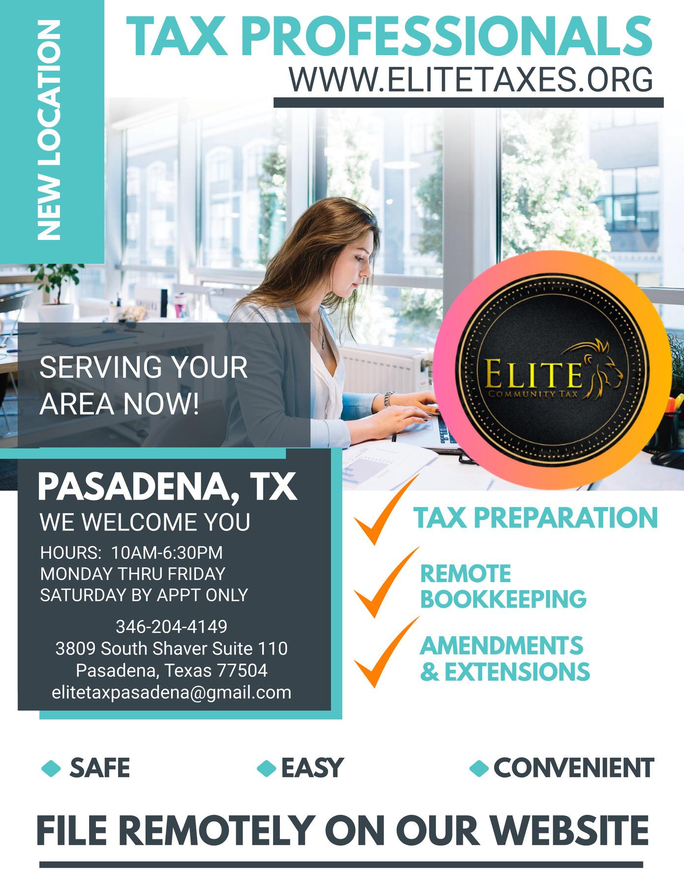 EliteTax Tax Pro 0321