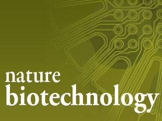 Nature Biotechnology Logo