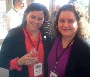 Meeting Diana Gabaldon at the SOKY Book Fest!