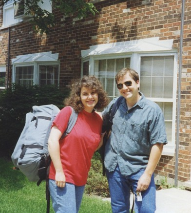 backpacking -- small