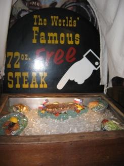 sm-steak meal