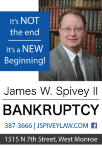 James Spivey   Bankruptcy Attorney in West Monroe