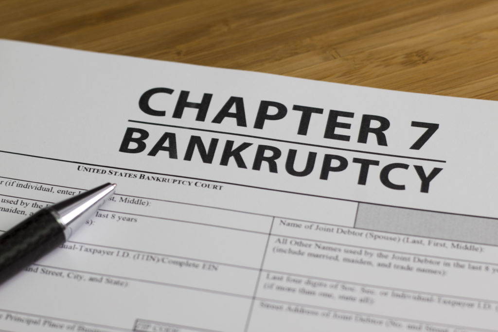 Chapter 7 Bankruptcy Attorney | James W Spivey