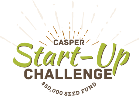 Casper Start-Up Challenge logo - color