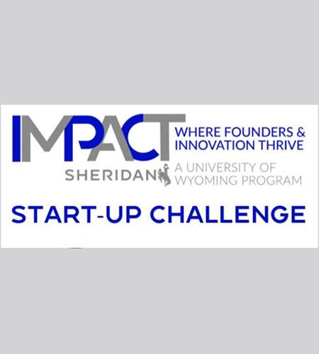 Impact Sheridan Start-Up Challenge logo