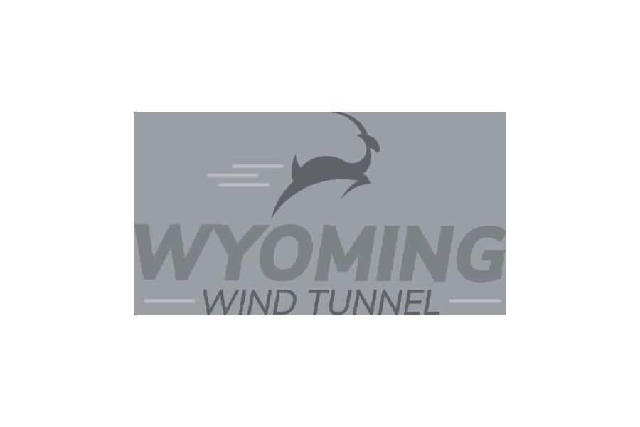 Wyoming Wind Tunnel logo